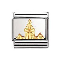 modulaire unisex bijoux Nomination Composable 030126/29