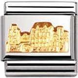 modulaire unisex bijoux Nomination Composable 030126/31