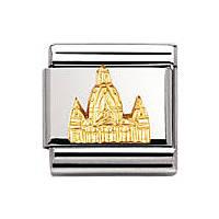modulaire unisex bijoux Nomination Composable 030126/34