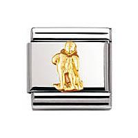 modulaire unisex bijoux Nomination Composable 030126/36