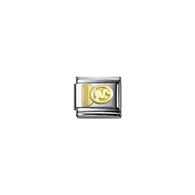modulaire unisex bijoux Nomination Composable 030126/41
