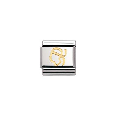 modulaire unisex bijoux Nomination Composable 030128/02