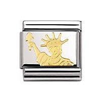 modulaire unisex bijoux Nomination Composable 030128/08