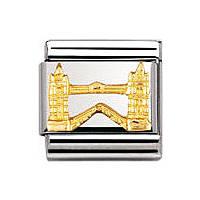 modulaire unisex bijoux Nomination Composable 030144/04