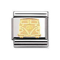 modulaire unisex bijoux Nomination Composable 030148/03