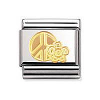 modulaire unisex bijoux Nomination Composable 030148/06