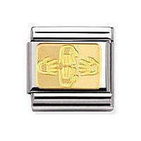 modulaire unisex bijoux Nomination Composable 030148/11
