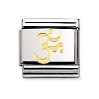 modulaire unisex bijoux Nomination Composable 030148/12