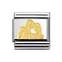 modulaire unisex bijoux Nomination Composable 030149/02