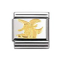 modulaire unisex bijoux Nomination Composable 030149/06