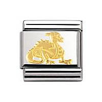 modulaire unisex bijoux Nomination Composable 030149/09