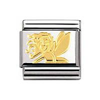 modulaire unisex bijoux Nomination Composable 030149/10