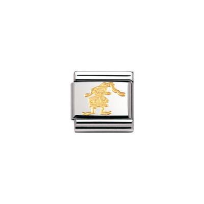 modulaire unisex bijoux Nomination Composable 030149/12