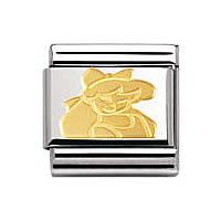 modulaire unisex bijoux Nomination Composable 030149/15