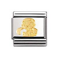 modulaire unisex bijoux Nomination Composable 030149/19