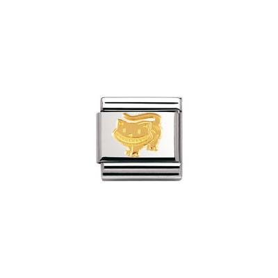 modulaire unisex bijoux Nomination Composable 030149/21