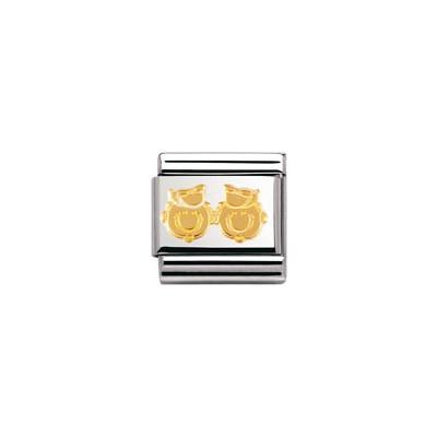 modulaire unisex bijoux Nomination Composable 030149/22