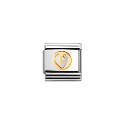 modulaire unisex bijoux Nomination Composable 030152/01