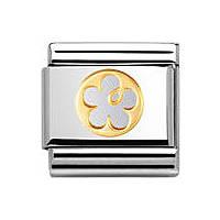 modulaire unisex bijoux Nomination Composable 030152/02