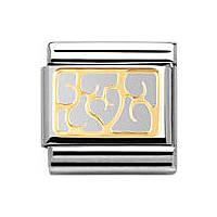 modulaire unisex bijoux Nomination Composable 030153/01