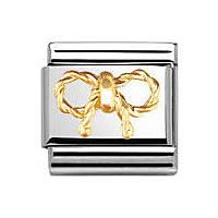 modulaire unisex bijoux Nomination Composable 030154/03