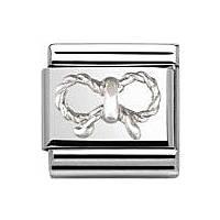 modulaire unisex bijoux Nomination Composable 030155/03