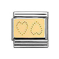modulaire unisex bijoux Nomination Composable 030158/01