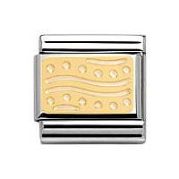 modulaire unisex bijoux Nomination Composable 030158/02