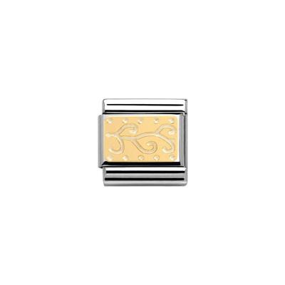 modulaire unisex bijoux Nomination Composable 030158/03
