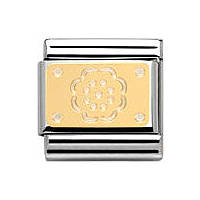 modulaire unisex bijoux Nomination Composable 030158/06