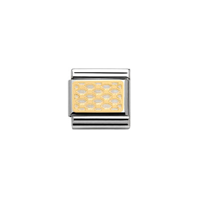 modulaire unisex bijoux Nomination Composable 030158/09