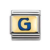 modulaire unisex bijoux Nomination Composable 030201/07