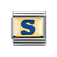 modulaire unisex bijoux Nomination Composable 030201/19
