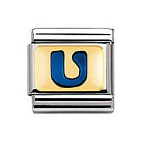 modulaire unisex bijoux Nomination Composable 030201/21