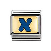 modulaire unisex bijoux Nomination Composable 030201/24