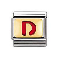 modulaire unisex bijoux Nomination Composable 030202/04
