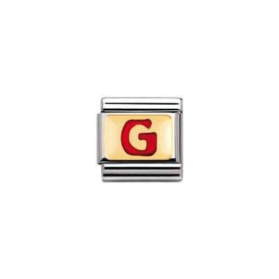 modulaire unisex bijoux Nomination Composable 030202/07