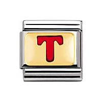 modulaire unisex bijoux Nomination Composable 030202/20