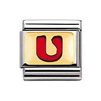 modulaire unisex bijoux Nomination Composable 030202/21