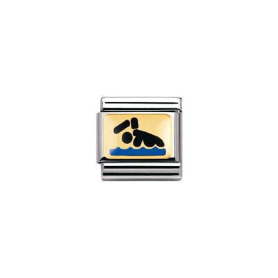 modulaire unisex bijoux Nomination Composable 030203/01