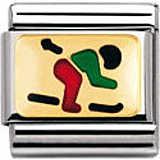 modulaire unisex bijoux Nomination Composable 030203/04