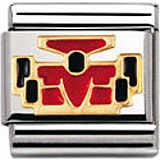 modulaire unisex bijoux Nomination Composable 030203/23