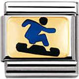 modulaire unisex bijoux Nomination Composable 030203/24