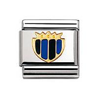 modulaire unisex bijoux Nomination Composable 030204/03