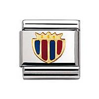 modulaire unisex bijoux Nomination Composable 030204/04