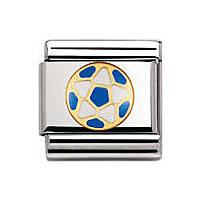 modulaire unisex bijoux Nomination Composable 030204/13
