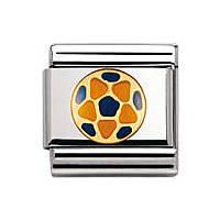 modulaire unisex bijoux Nomination Composable 030204/19