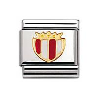 modulaire unisex bijoux Nomination Composable 030204/33