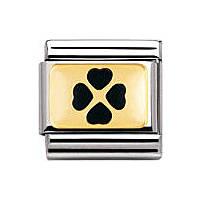 modulaire unisex bijoux Nomination Composable 030205/04