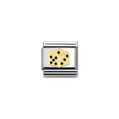 modulaire unisex bijoux Nomination Composable 030205/11